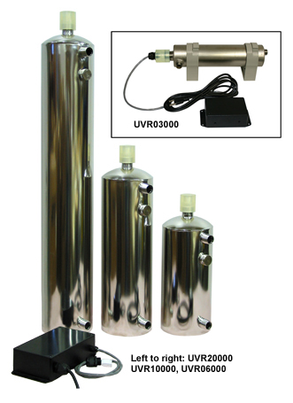 Uvr Series Residential Light Commercial Ultraviolet